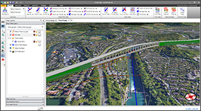 Reduce time wasted with imprecise data. Easily integrate field collected data in varying formats along with CAD and GIS data to update the HEC-RAS model to accurately reflect field conditions.